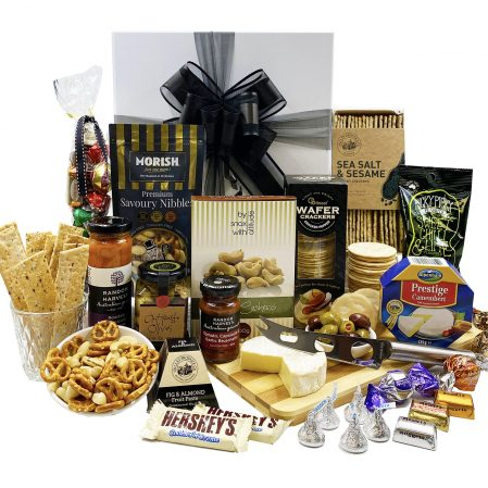 Cheese Platter Gift Hamper