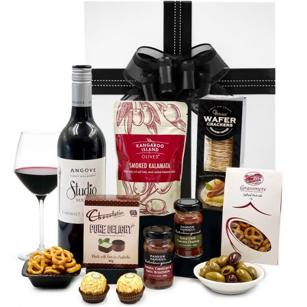 Savoury-and-Wine-Gift-Basket